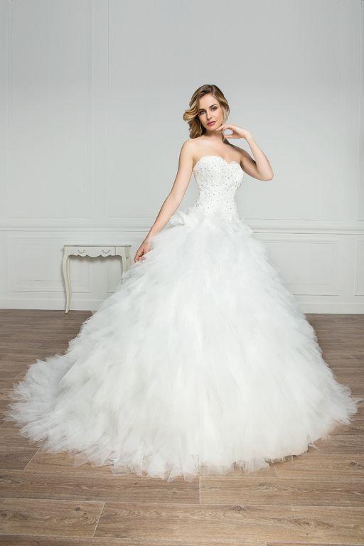 robes princesse l atelier de la mari e mariage On échantillon de robe de mariée vente dc 2017