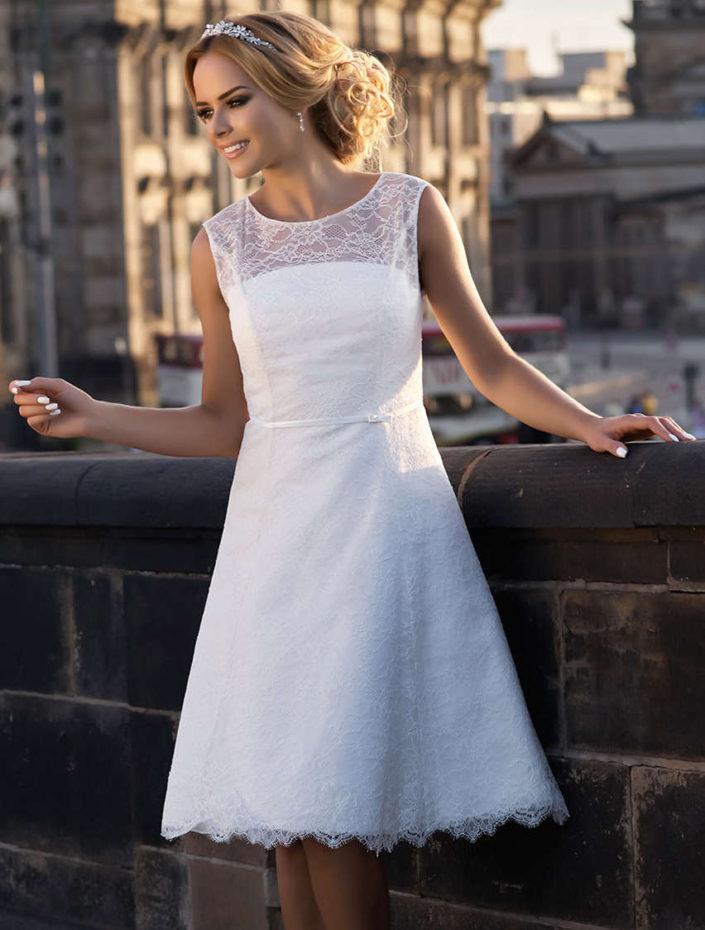 robes courtes l atelier de la mari e mariage c r monie On l essentiel de la robe de mariée