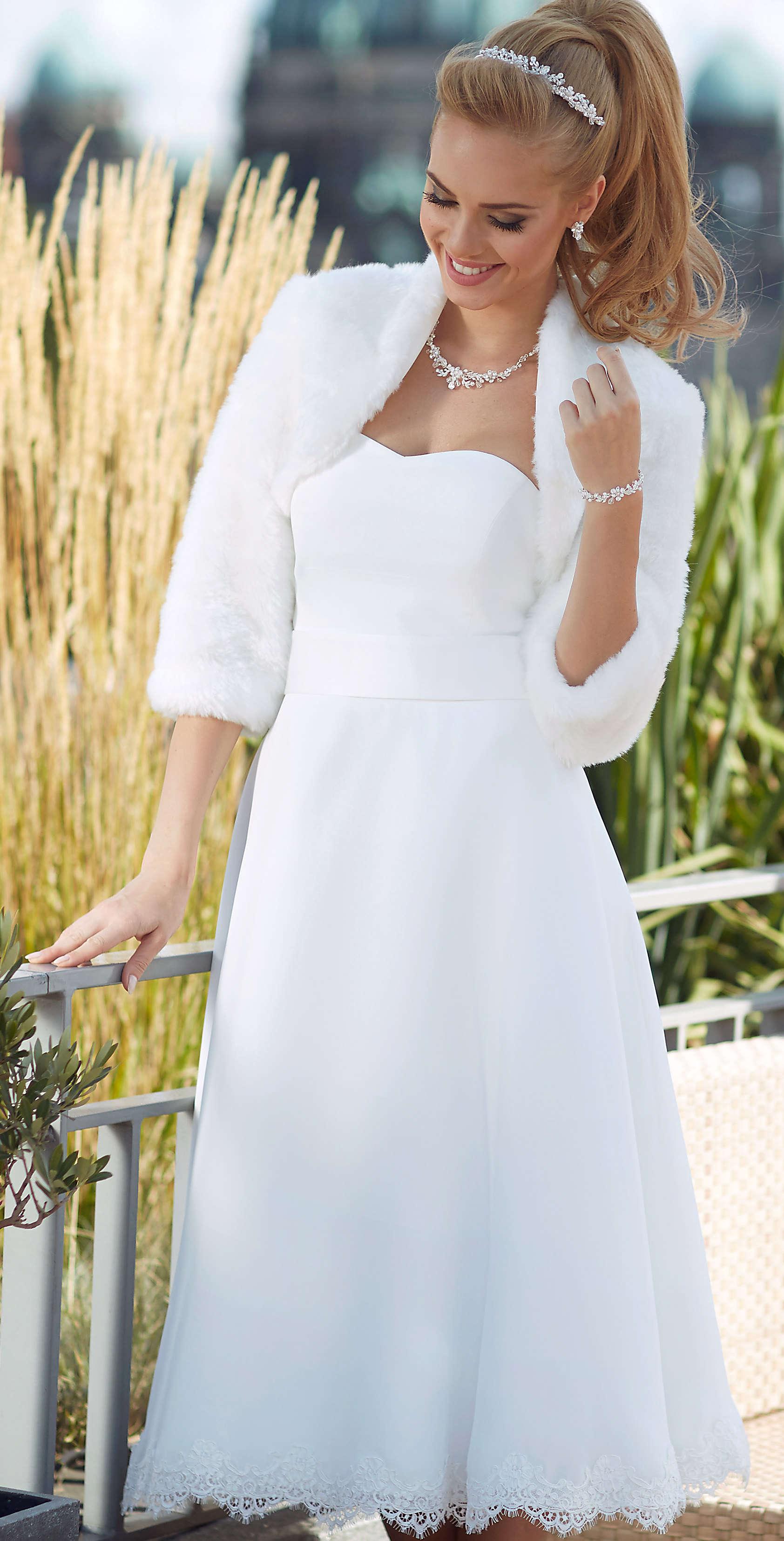 Robes courtes l atelier de la mari e mariage c r monie for Boutiques de robes de mariage de miami