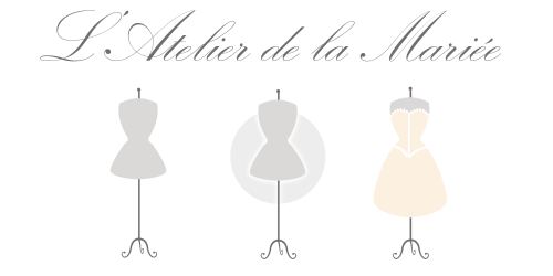 L'Atelier de la Mariée vous propose un large choix de robes tendances à prix tout doux. Que vous cherchiez une robe de mariée, une robe de cocktail, une robe du soir, une robe bustier, une robe courte en dentelle ou longue en soie dans les bonnes coupes, une robe plutôt classique, glamour ou sculptante... Vous aurez l'embarras du choix et trouverez un dressing sur-mesure, adapté à votre silhouette, de la petite à la grande taille, en prêt-à-porter ou en sur-mesure. Parmi les plus grands marques connues et créateurs, en neuves ou en occasions... et bien plus d'autres encore, vous ferez votre choix parmi toute une sélection de robes. Sur le site de l'Atelier de la Mariée vous êtes sûre de trouver la robe qui saura vous séduire.